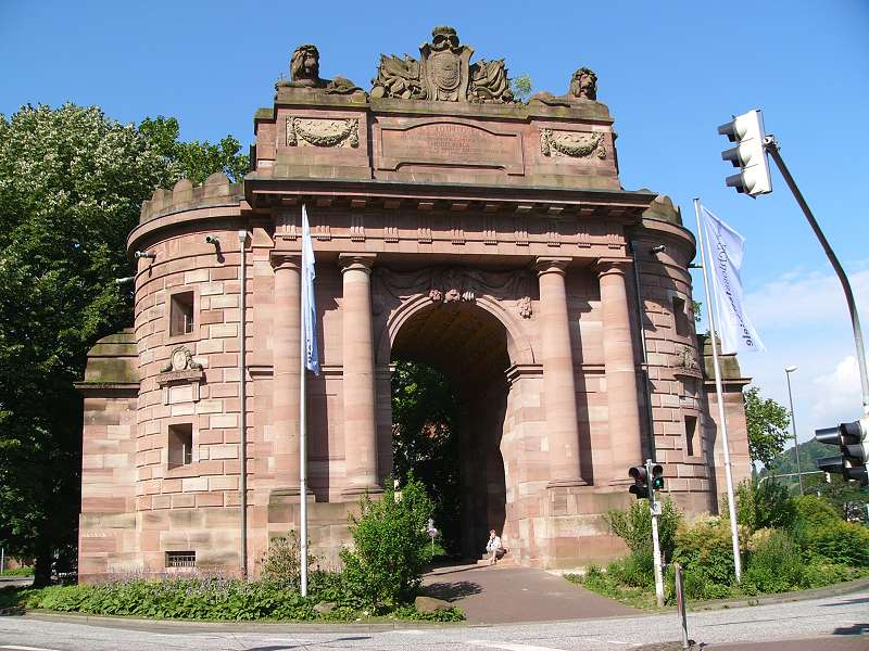 Karlstor Heidelberg